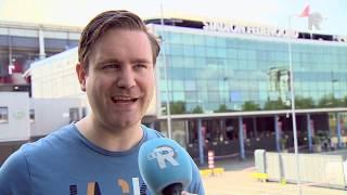 Van Eersel: 'Geen werkbare situatie meer tussen Jan de Jong en Feyenoord'