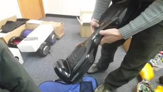 Unboxing & Review Of Amazon Hoverboard - Mini Segway - Self Balance Scooter