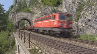 preview picture of video 'Building the Semmering Railway - a World Heritage Site'