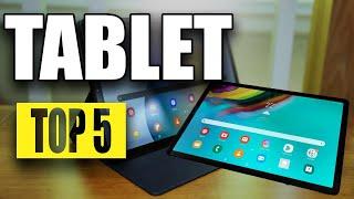 TOP 5: BESTES TABLET 2021! Günstige Android Tablets im Vergleich für Schule, Studium, Arbeit