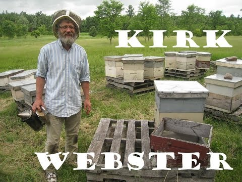 , title : '20 Years of Commercial Beekeeping Without Treatments of Any Kind - Kirk Webster - Apimondia 2019