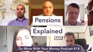 #18 Everything You Need To Know About Pensions