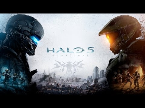 Halo 5 Guardians Película Completa Español Latino - Todas Las Cinemáticas - GameMovie 1080p