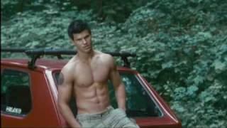 The Twilight Saga: Eclipse Movie Clip: Doesn't He Own a Shirt?