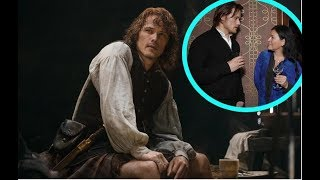 Outlander: Author Diana Gabaldon Reveals Which Line Sam Heughan Didnt Want To Say And More.