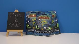 How to Train Your Dragon 3 The Hidden World blind bags series 2 w-codes