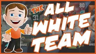 BUILDING AN ALL WHITE TEAM Pt.1 - MUT 16 Pack Opening