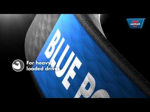 Optibelt Blue Power V Belts