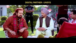 BEST COMEDY SCENE FROM BRAND NEW PUNJABI MOVIE ** JATTS IN GOLMAAL** PUNJABI COMEDY