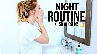 Night Time Skin Care Routine   Ashley Nichole