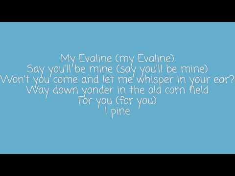 My Evaline - Weezer (lyrics)