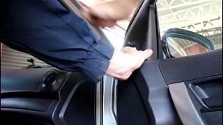 Выскочила личинка замка передней правой двери Chevrolet Aveo Шевроле Авео 2009 года