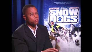 """Snow Dogs: Cuba Gooding Jr. """"Ted Brooks"""" Exclusive Interview"""