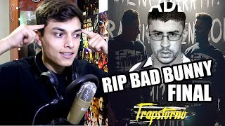 Redimi2   Trapstorno 6 (RIP BAD BUNNY )   Quien Contra Mi (video Oficial) Feat El Leo Reaccion