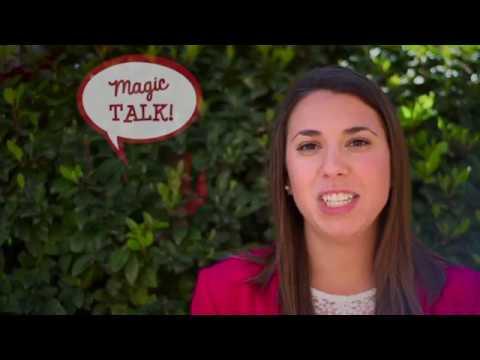 Magic Talk!, Oratoria en inglés desde los 3 años en Canigó