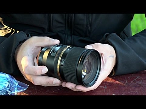 Tamron 24-70mm VC - Hands on
