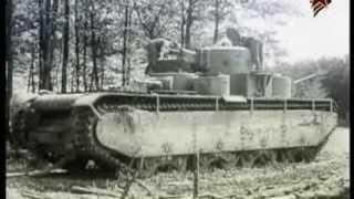 Танки второй мировой войны 1 серия