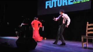 ホゼ・デ・グアダルーペが踊るフラメンコ