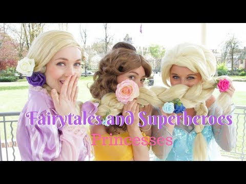 Fairytales and Superheroes Video