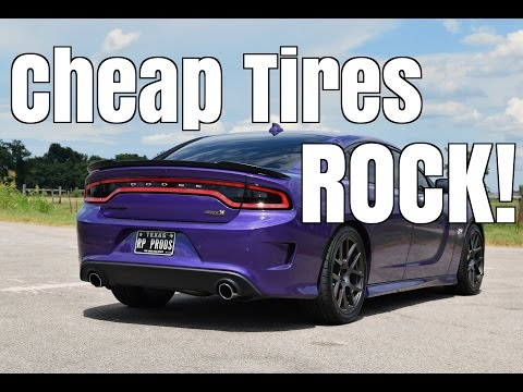 Atturo AZ850 Performance Tire Review – Dodge Charger Scat Pack