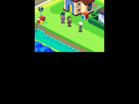 Ryuusei No Rockman 3 Black Ace Rockman VS Crismon Dragon+Ending Part 2