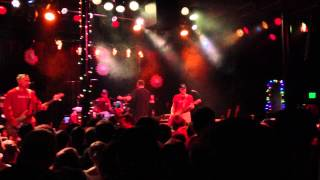 The Vandals - Now We Dance - LIVE 12/21/2013