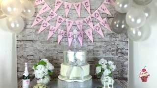 First Holy Communion Cake | Sweets Table | Communion Party | Levitating Cake