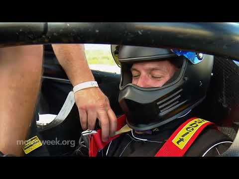 Driving an Open Wheel Race Car with Inaugural F4 Champion Cameron Das at Summit Point