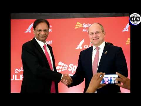 SpiceJet sings MoU with Gulf Air to explore greater cooperations