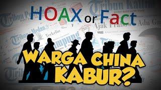 Hoax or Fact: untuk Menghindari Virus Corona, Sejumlah Orang China Melarikan Diri ke Vietnam?