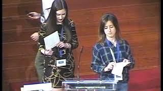 Conclusiones de las Jornadas y entrega de premios