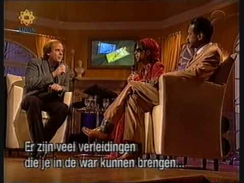 PRINCE, LARRY GRAHAM, GOD, MUSIC (interview 1999)