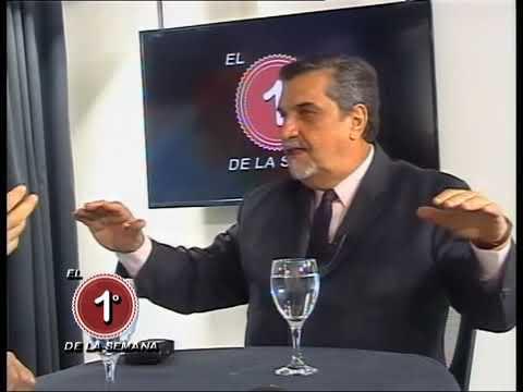Video: Abel Cornejo en El Primero de la Semana