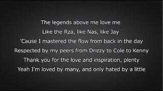 Gambar cover Logic - YSIV (Lyrics)
