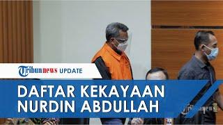 Daftar Kekayaan Gubernur Sulsel Nurdin Abdullah yang Jadi Tersangka Kasus Suap Proyek Infrastruktur