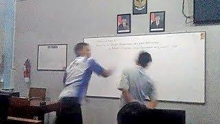 Usai Videonya Viral, Begini Nasib Guru yang Menampar Siswanya di Purwokerto