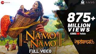Namo Namo   Full Video | Kedarnath | Sushant Rajput | Sara Ali Khan | Abhishek K | Amit T| Amitabh B