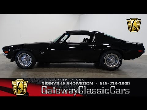 Video of '71 Camaro - L2WT
