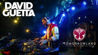 David Guetta - Live @ Tomorrowland Belgium 2018 W2 Main Stage