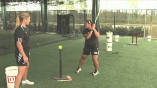 How to Hit a Softball