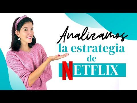 Cuál Es La Estrategia De Netflix En Redes Sociales