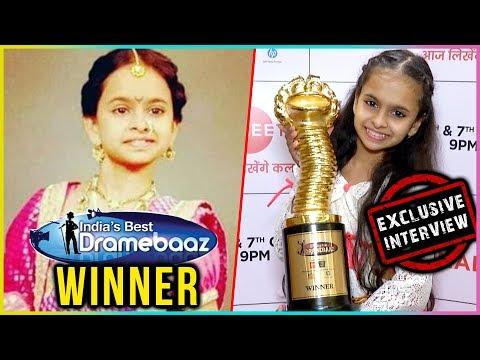 India's Best Dramebaaz Season 3 Winner Dipali Bork