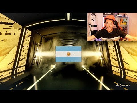 LA LIO PARDÍSIMA... PRIMER PACK OPENING DE FIFA 20!!