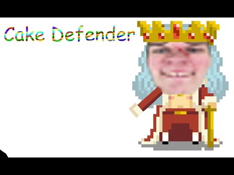 Video of Cake Defender