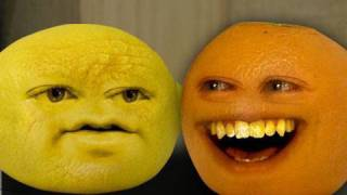 Annoying Orange - Grandpa Lemon