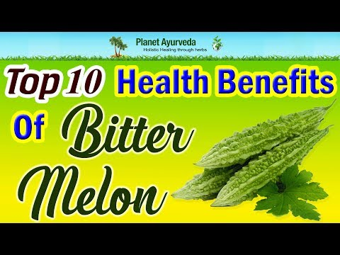 Video Top 10 Health Benefits of Bitter Melon