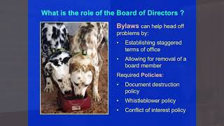How to Make Your Board More Effective for Your Organization & More Rewarding for Board Members