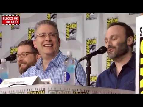 The Big Bang Theory Comic Con 2014 Panel | MTW