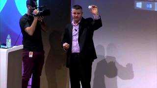 preview picture of video 'Embarquez pour l'Internet des Objets avec iSwip et Microsoft'