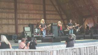 Sass Jordan - July 8, 2016 - Haverock Revival - Havelock ON - Who Do You Think You Are
